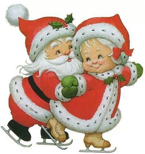 santa   claus christmas pictures vintage