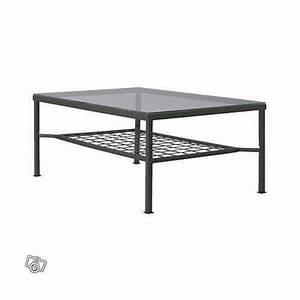 Table Basse Pas Cher Ikea : table basse en verre chez ikea choix d 39 lectrom nager ~ Teatrodelosmanantiales.com Idées de Décoration
