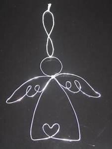 Basteln Draht Weihnachten : engel aus draht schutzengel in bayern rauhenebrach basteln handarbeiten und kunsthandwerk ~ Whattoseeinmadrid.com Haus und Dekorationen