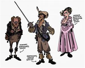 Chris Schweizer's The Crogan Adventures: The Three Musketeers