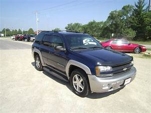 Picture Of 2004 Chevrolet Trailblazer Lt 4wd Interior