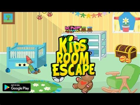 Knf Kids Room Escape Walkthrough Youtube