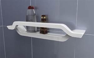 Onde par denovo le design pour mieux vieilir diisign for Etagere porte savon pour douche