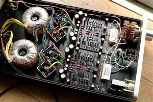 Headphone Amplifier Ground  Where To Make The Chassis