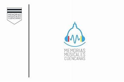 Cuencanas Logotipo Behance Memorias Musicales