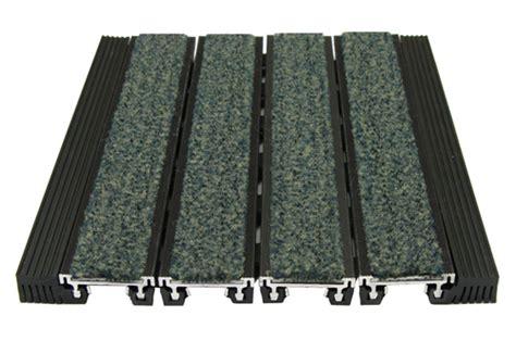 recessed walk mat metal floor grate aluminum floor grates the mad matter