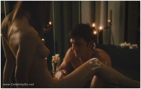 Naked Rachel Blanchard In Nailed