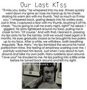Kisses Harry Styles Imagines