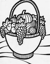 Fruit Basket Coloring Pages Drawing Colouring Colour Bowl Flower Clipart Boys Printable Sheets Getcolorings Preschool Worksheets Kindergarten Crafts Popular Books sketch template
