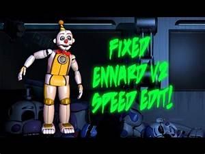 Fixed Ennard | Speed Edit! (VERSION 2) - YouTube