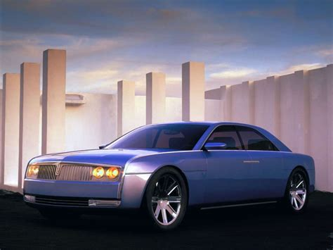 Lincoln Continental Prototype by Concept Classic 2002 Lincoln Continental Concept What
