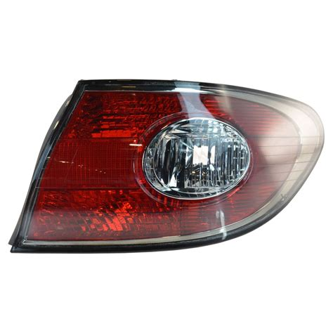 taillight taill brake light outer passenger right rh