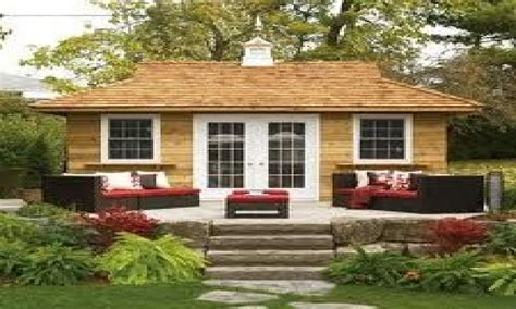 Small Backyard Guest House Ideas Mother In Law Backyard
