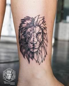 Tatouage Trait Bras : 1001 id es en photos de tatouage lion inspirez vous de l 39 art des tatoueurs ~ Melissatoandfro.com Idées de Décoration