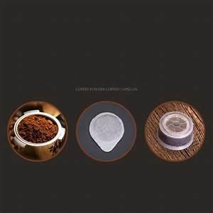 Zinc Alloy Coffee Maker Manual  U0026 Mini  U0026 Portable Pc