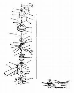 Wiring Hampton Bay Ceiling Fan Parts Diagram