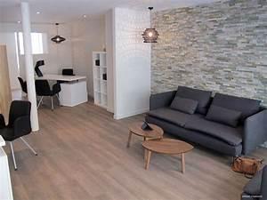 Parement Salle De Bain : pierre de parement salle de bain 6 inside cr233ation ~ Melissatoandfro.com Idées de Décoration