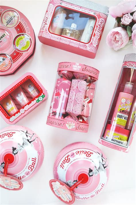 the best soap glory christmas gift sets temporary