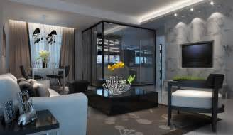 livingroom layouts living room dining room and kitchen design layout 3d house
