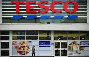 "Britain""s biggest retailer Tesco set to axe up to 9,000 jobs"