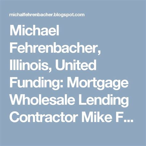 mortgage united wholesale mortgage