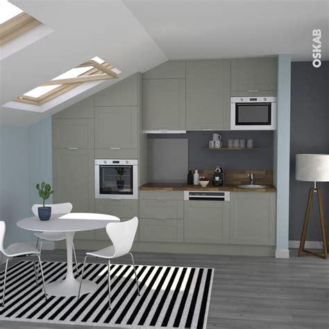 table cuisine contemporaine design table cuisine contemporaine design 3 grise bois moderne
