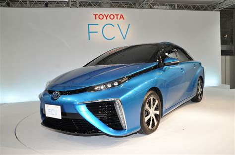 Toyota Betting On Hydrogen, Hybrids, Plans To Sell Hardly