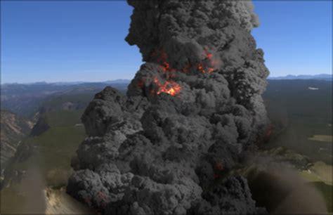 mega eruption  lake taupo hypothetical volcanoes