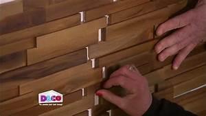 Parement Bois Adhesif : parement mural interieur images ~ Premium-room.com Idées de Décoration
