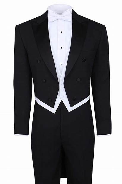 Tuxedo Formal 1920s Tailcoat Wear Tails Mens