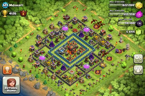 clash of clans base designs img 0217a clash of clans wiki guides strategies tips