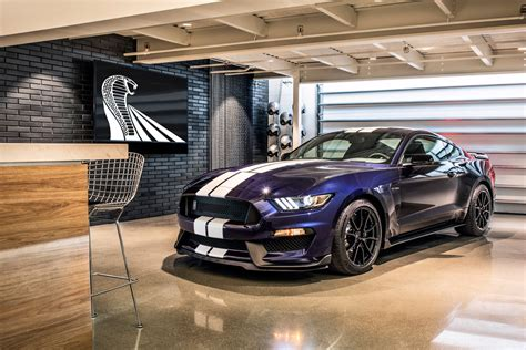 New 2019 Mustang Shelby Gt350 Would Get Carroll's Stamp Of