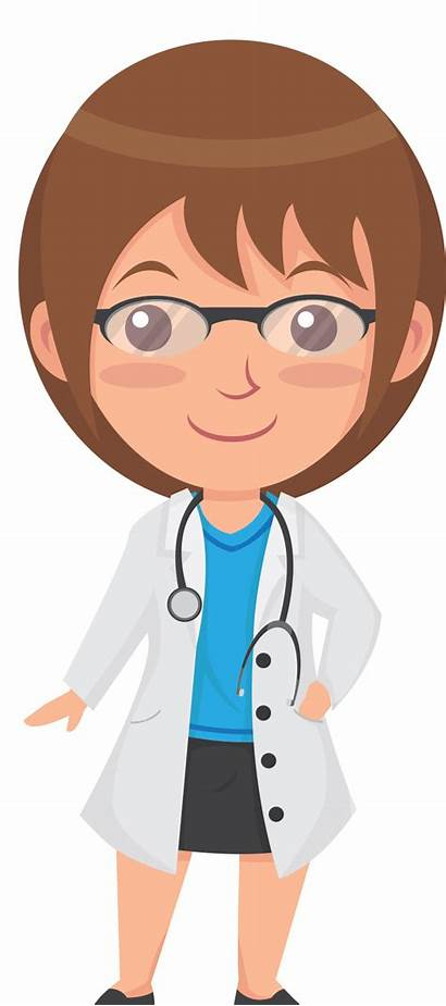 Student Medical Doctor Female Dr Coach Questioning