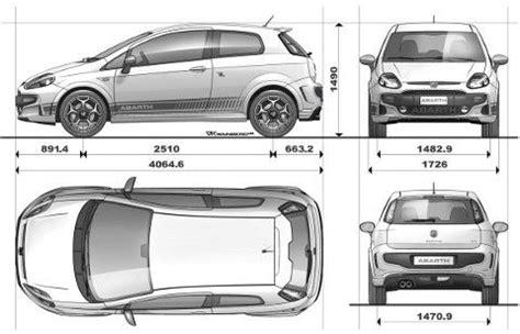 dimensioni-abarth-punto-evo | Prezzi e dimensioni Auto ...