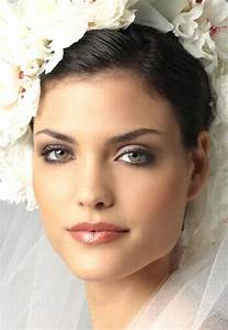 Maquillage Mariage Yeux Vert : redoute maquillage naturel mariage maquillage naturel pour ~ Nature-et-papiers.com Idées de Décoration
