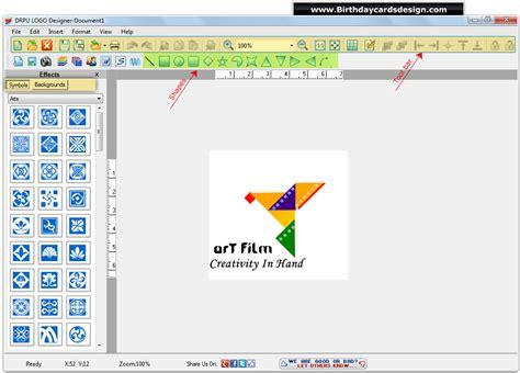 logo design software create business brand identity trademark symbol
