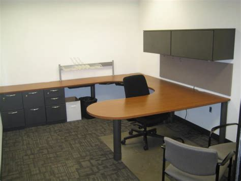steelcase u shaped desk steelcase bullet top u shape desks used office furniture