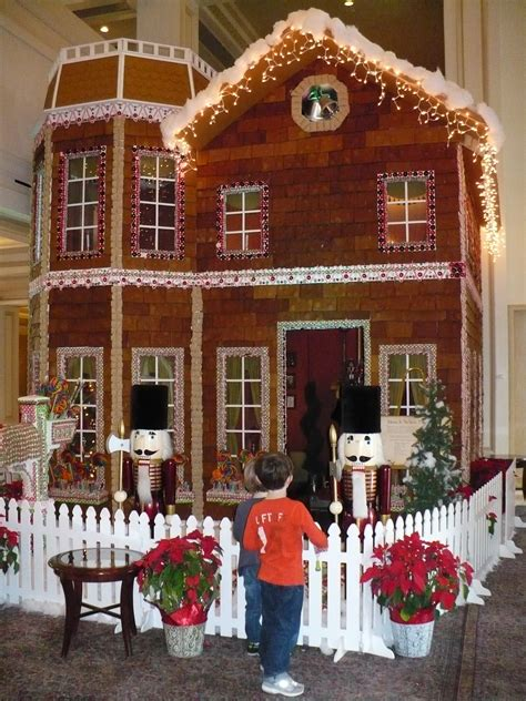gingerbread house  baking isle