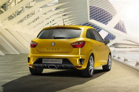 Seat Ibiza Cupra Concept Is Hier Updated Autoblognl