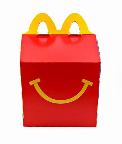 Meal Happy Mcdonald Box Thirst Hunger Fast