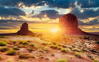 Desert Desktop Wallpapers Sunset Pixelstalk Nature