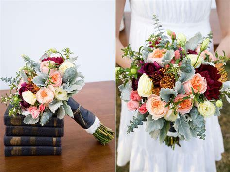 calie rose spring wedding flower inspiration