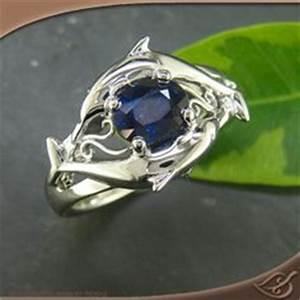 dolphin jewelry on pinterest dolphin jewelry dolphins With dolphin wedding ring sets