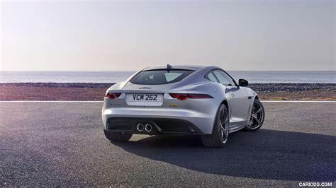 jaguar  type  sport coupe rear hd wallpaper