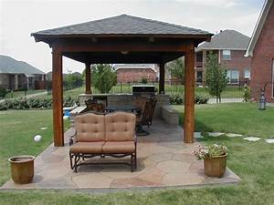 Outdoor covered patio ideas reqg design on vine for Outdoor covered patios