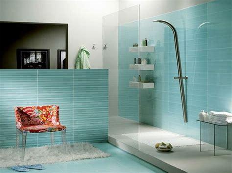 Badezimmer Modern Türkis by 40 Badezimmer Fliesen Ideen Badezimmer Deko Und Badm 246 Bel