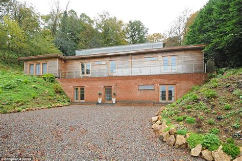 homes built into hillside how britain 39 s secret nuclear bunkers been turned into