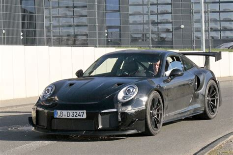 Porsche Top Speed by 2018 Porsche 911 Gt2 Rs Review Top Speed