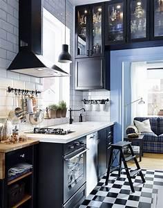 Piccole cucine per spazi ridotti Bella Magazine