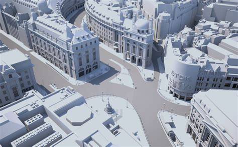 Vertex Modelling – 3D City Models in the United Kingdom